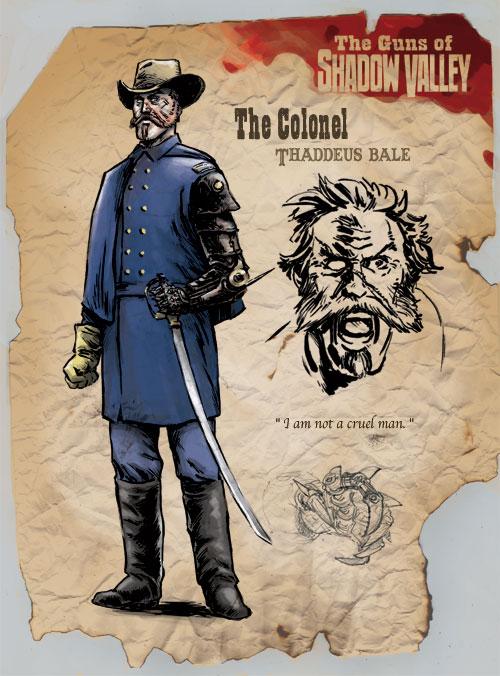 Colonel Bale